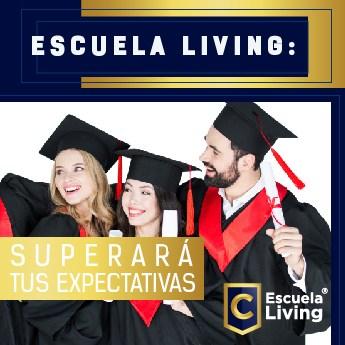 Escuela Living: Superará tus expectativas.