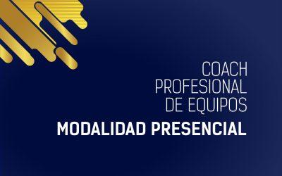 Coaching profesional de equipos - Presencial